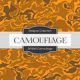 Camouflage Digital Paper DP3043 - Digital Paper Shop - 2