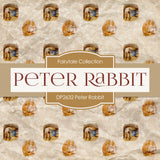 Peter Rabbit Digital Paper DP2632 - Digital Paper Shop - 2