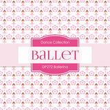 Ballerina Digital Paper DP272 - Digital Paper Shop - 2