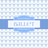 Ballerina Digital Paper DP2283 - Digital Paper Shop - 2
