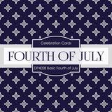Basic Fourth Of July Digital Paper DP4028A - Digital Paper Shop - 2