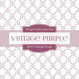 Vintage Purple Digital Paper DP917 - Digital Paper Shop - 2