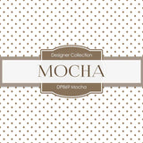 Mocha Digital Paper DP869 - Digital Paper Shop - 2