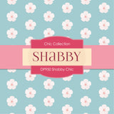 Shabby Chic Digital Paper DP950 - Digital Paper Shop - 2