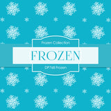 Frozen Digital Paper DP768 - Digital Paper Shop - 2