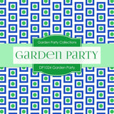 Garden Party Digital Paper DP1024 - Digital Paper Shop - 3