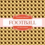 Football Digital Paper DP798 - Digital Paper Shop - 2