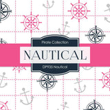 Nautical Digital Paper DP935 - Digital Paper Shop - 2