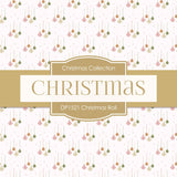 Christmas Roll Digital Paper DP1521A - Digital Paper Shop - 2