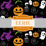 Trick or Treat Digital Paper DP788 - Digital Paper Shop - 2