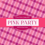 Pink Party Digital Paper DP974 - Digital Paper Shop - 2