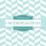 Baby Chevron And Dots Pastels Digital Paper DP4023 - Digital Paper Shop - 3