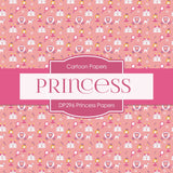 Princess Papers Digital Paper DP296 - Digital Paper Shop - 2