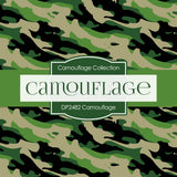 Camouflage Digital Paper DP2482 - Digital Paper Shop - 3