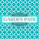 Garden Path Digital Paper DP213 - Digital Paper Shop - 2
