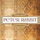 Peter Rabbit Digital Paper DP2630 - Digital Paper Shop - 3
