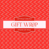 Pink Gift Wrap Digital Paper DP2245 - Digital Paper Shop - 3