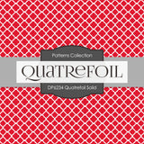 Quatrefoil Solid Digital Paper DP6234A