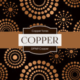 Copper Digital Paper DP969 - Digital Paper Shop - 3