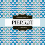 Pierrot Digital Paper DP2369 - Digital Paper Shop - 3