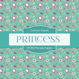 Princess Papers Digital Paper DP296 - Digital Paper Shop - 3
