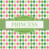 Princess and the Frog Digital Paper DP386 - Digital Paper Shop - 2