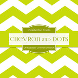 Baby Chevron And Dots Pastels Digital Paper DP4023 - Digital Paper Shop - 4