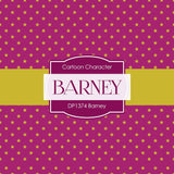 Barney Digital Paper DP1374 - Digital Paper Shop - 3
