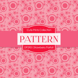 Strawberry Parfait Digital Paper DP2901 - Digital Paper Shop - 2