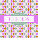 Princess And The Frog Digital Paper DP2232 - Digital Paper Shop - 2