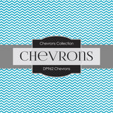 Chevrons Digital Paper DP962 - Digital Paper Shop - 2