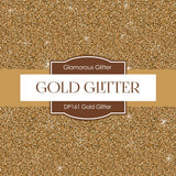 Gold Glitter Papers Digital Paper DP161 - Digital Paper Shop - 3