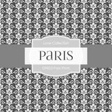 Paris Prints Digital Paper DP853 - Digital Paper Shop - 3