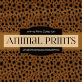 Animal Prints Digital Paper DP3332