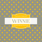 Winnie The Pooh Digital Paper DP2225 - Digital Paper Shop - 2