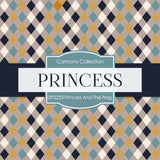 Princess And The Frog Digital Paper DP2233 - Digital Paper Shop - 2