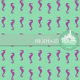 The Little Mermaid Digital Paper DP3029 - Digital Paper Shop - 3