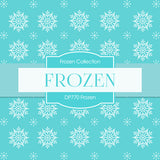 Frozen Digital Paper DP770 - Digital Paper Shop - 3