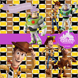 Toy Story Digital Paper DP3089 - Digital Paper Shop - 5