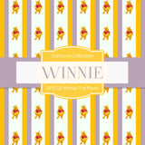 Winnie The Pooh Digital Paper DP2225 - Digital Paper Shop - 3
