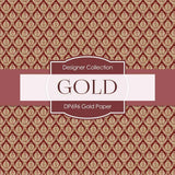 Gold Paper Digital Paper DP696 - Digital Paper Shop - 3