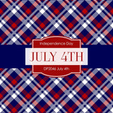 July 4th Digital Paper DP2046 - Digital Paper Shop - 3