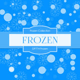Frozen Digital Paper DP774 - Digital Paper Shop - 2