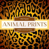 Animal Prints Digital Paper DP4014 - Digital Paper Shop - 3