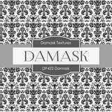 Damask Digital Paper DP422 - Digital Paper Shop - 2