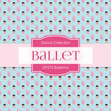 Ballerina Digital Paper DP272 - Digital Paper Shop - 3