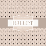 Ballerina Digital Paper DP2284 - Digital Paper Shop - 3