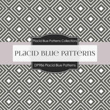Placid Blue Patterns Digital Paper DP986 - Digital Paper Shop - 2