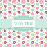 Miss Tina Digital Paper DP6169D