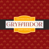 Gryffindor Digital Paper DP2597 - Digital Paper Shop - 4